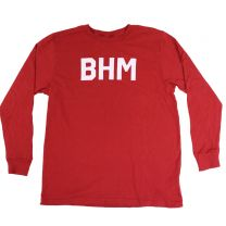 Youth BHM Jersey LS TEE