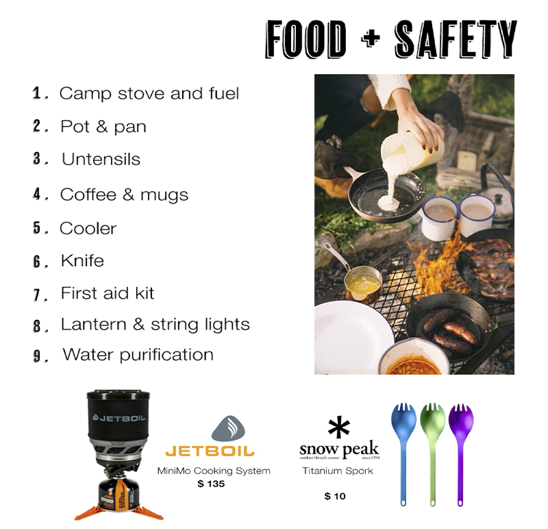 Food and Safety