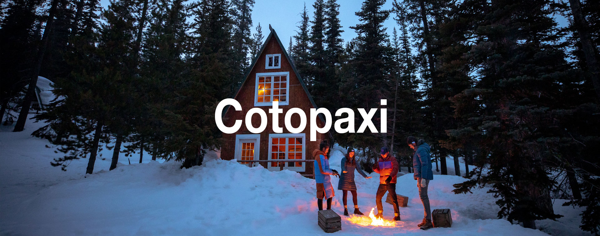 Mountain High Outfitters - Cotopaxi