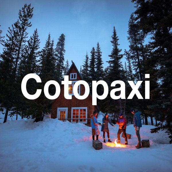 Cotopaxi - Mobile