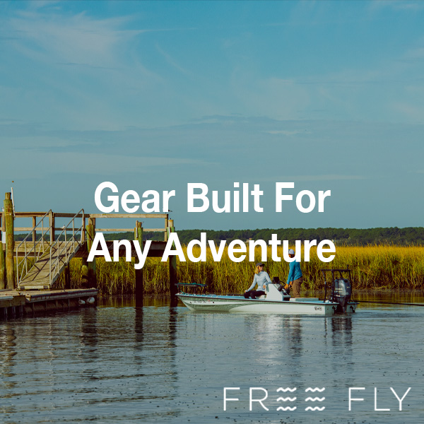 Free Fly Apparel - Mobile